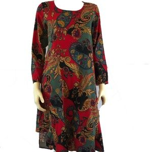 Heramay Paisely Dress